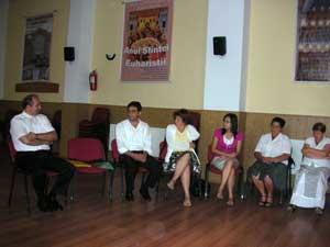 Exercitii spirituale si curs de perfectionare pentru profesorii de religie greco-catolica,
