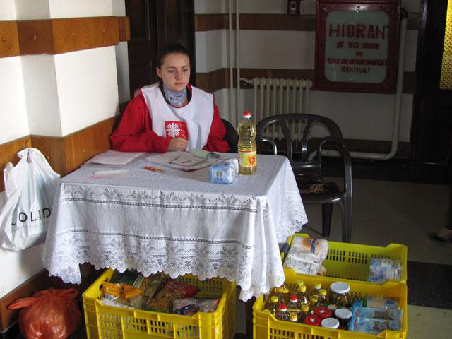 """Comunicat Caritas: Colecta pentru copiii de la Centrul de zi """"Gabriele"""","""
