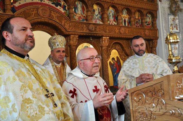 Moastele Sfântului Mare Mucenic Gheorghe la Oradea,