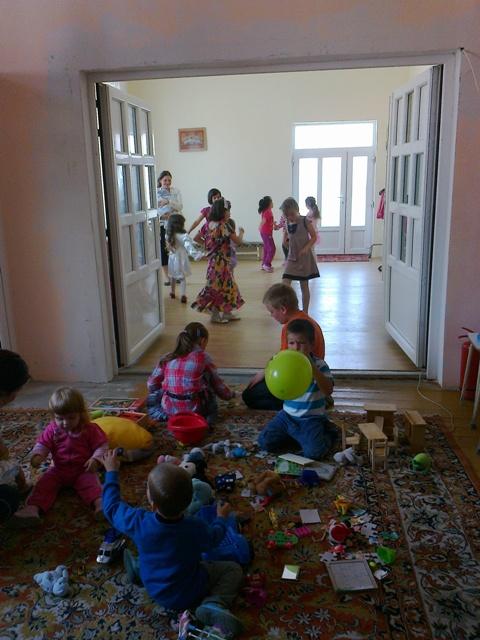 Ziua Internationala a Copilului sarbatorita si la Valea lui Mihai,