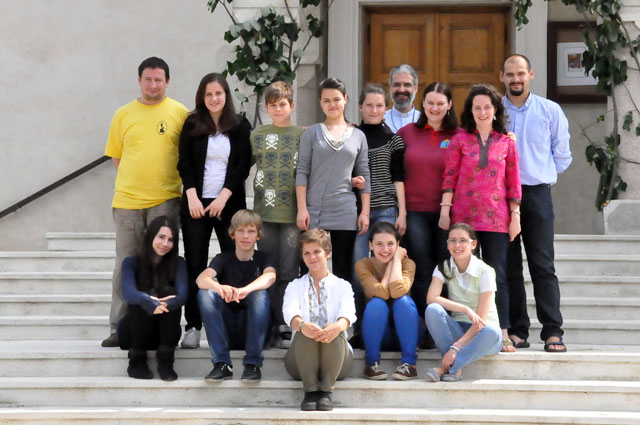 Curs de formare pentru animatori organizat de ASTRU Oradea,
