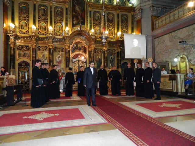 """""""Festivalul de muzica sacra """"Francisc Hubic"""", editia a VII-a"""","""