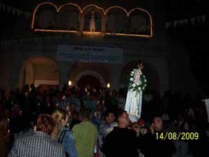 Hramul Manastirii Adormirea Maicii Domnului din Oradea,