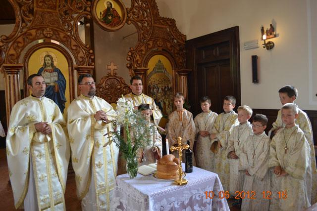 Hramul Parohiei Duminica Tuturor Sfintilor din cartierul Iosia-Nord (Don Orione) – Oradea,