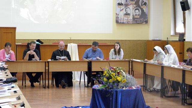 Întâlnire pregatitoare pentru stabilirea noului plan pastoral pentru anul bisericesc 2012-2013,
