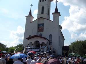 Sfintirea Bisericii din Chilioara,