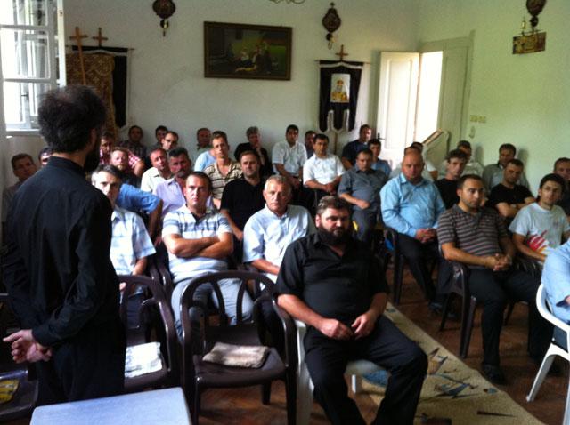 Exercitii spirituale pentru preoti – Holod 2-12 iulie 2012,