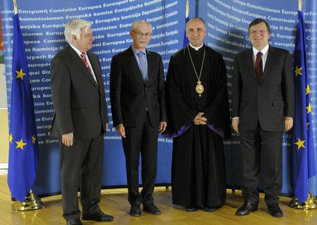 Comunicat COMECE: Întâlnirea Anuala la Nivel Înalt a Liderilor Religiosi din UE,