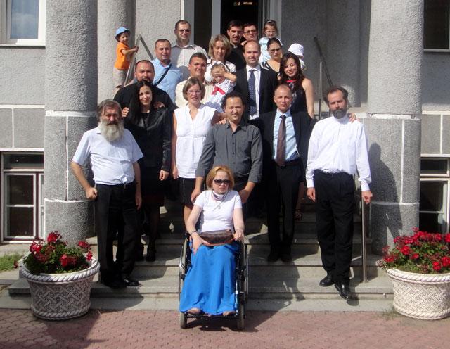 Întâlnirea de 10 ani a absolventilor Facultatii de Teologie Greco-Catolica din Oradea,