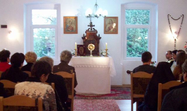 """""""Seara de rugaciune în Parohia din Bobota, Salaj"""","""