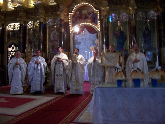 """Deschiderea Zilelor Actiunii Catolice la Catedrala """"Sfântul Nicolae"""" din Oradea,"""