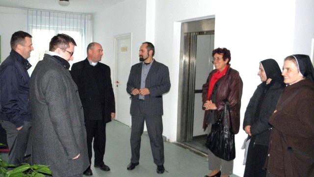 Schimb de experienta între Biroul Pastoral Oradea si responsabilii cu pastoratia din Eparhia de Cluj-Gherla,