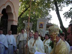 Sfintirea Bisericii din Sarcau,