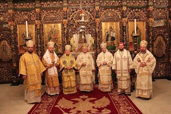 """""""Comunicat de presa: Sesiunea de toamna a Sinodului Episcopilor Bisericii Române Unite cu Roma, Greco-Catolica"""","""