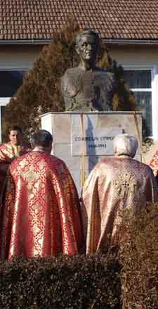 """Comemorarea Seniorului Corneliu Coposu la Bobota, jud. Salaj"","