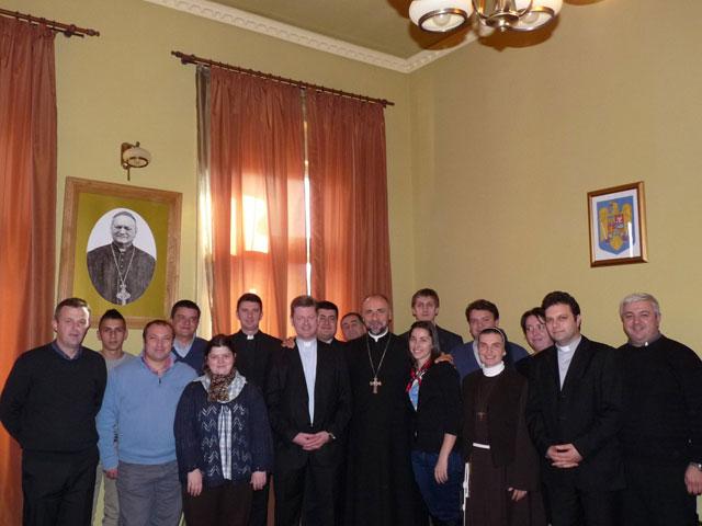 Întâlnirea responsabililor cu pastoratia tineretului din diecezele si eparhiile din România,