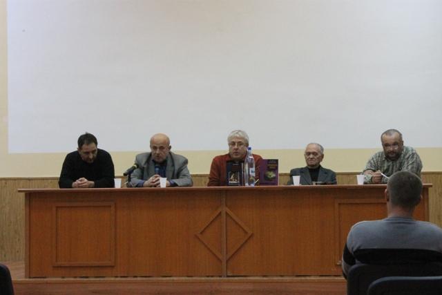 Lansare de carte la Facultatea de Teologie Greco-Catolica Oradea,