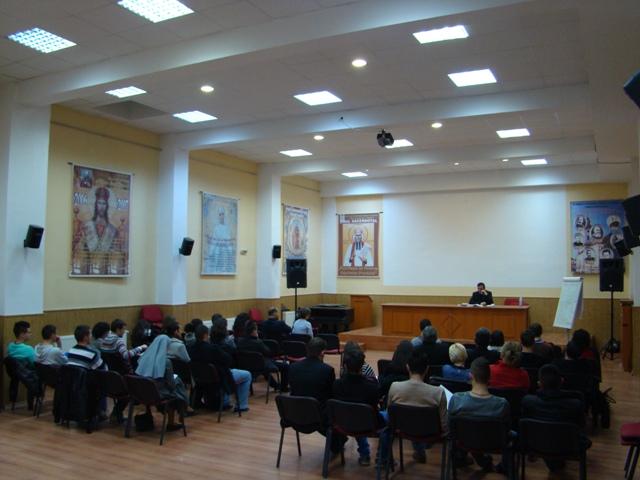 """Conferinta """"Exista boli spirituale? Cum sa le recunoastem?"""" organizata de ASTRU Oradea,"""