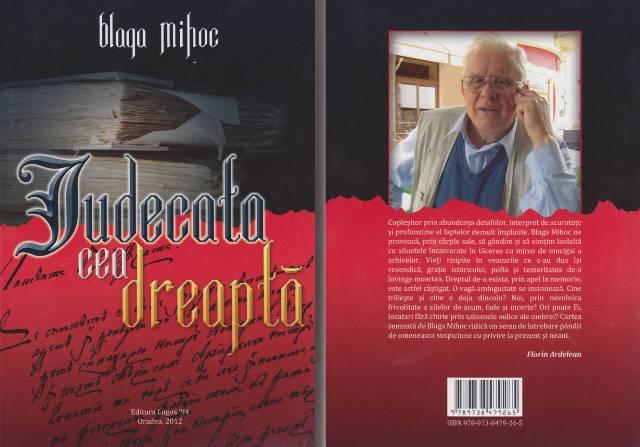 Anunt: Lansare de carte la Facultatea de Teologie Greco-Catolica din Oradea,