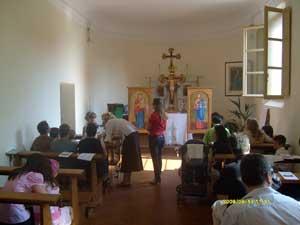 """Hramul comunitatii românesti din Ostiglia, Italia"","