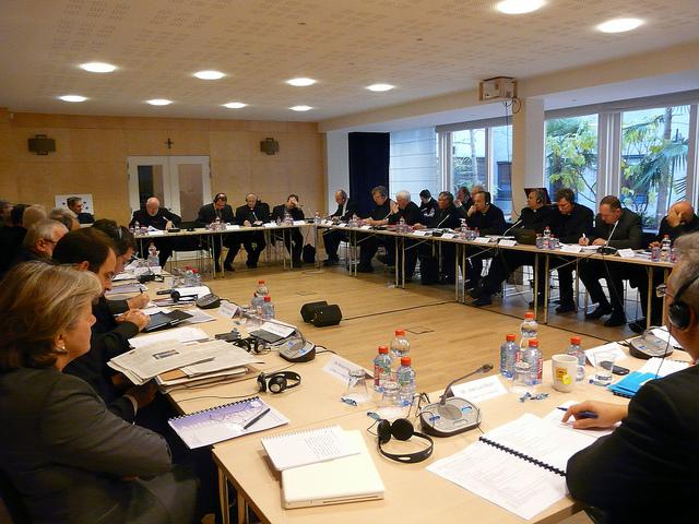 Apelul pentru unitate al episcopilor catolici din Uniunea Europeana,