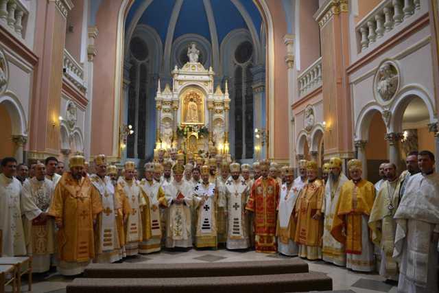 A 15-a întâlnire a episcopilor catolici de rit oriental,