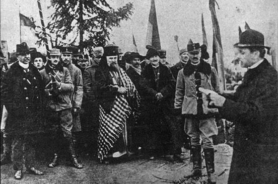 """""""1 decembrie 1918, Alba Iulia"""","""