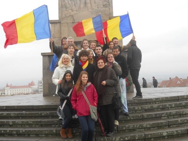 """""""Alba Iulia, arc peste istorie: 1 Decembrie 1918 – 1 Decembrie 2012"""","""