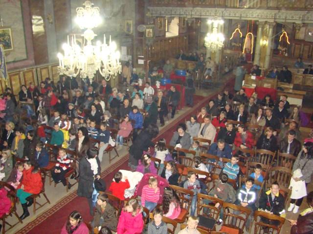 Sfântul Nicolae – protectorul copiilor,