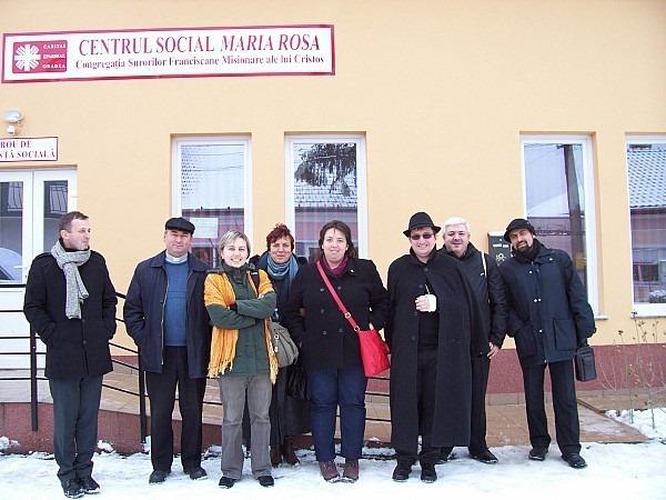 O noua întâlnire între Birourile Pastorale de la Cluj si Oradea,