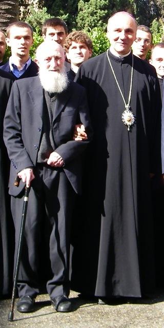 """Mesajul de condoleante transmis de PS Virgil Bercea Parintelui Abate de la Abatia ""Sf. Andrei"", Bruges – Belgia"","