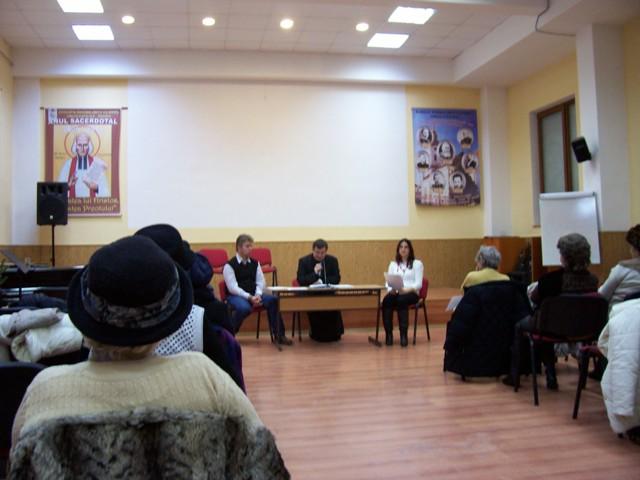 Reculegere pentru adulti organizata de BPPL Oradea,