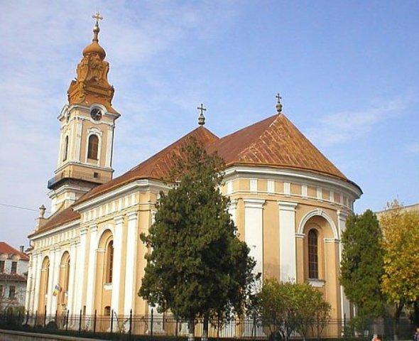 Programul religios de Sarbatoarea Nasterii Domnului la Catedrala Sf. Nicolae din Oradea,