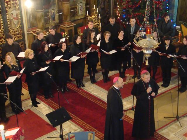 Concertul Extraordinar de colinde la Catedrala Sf. Nicolae din Oradea,