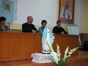 """Întrunirea arhidiecezana a Reuniunii Mariane din Biserica Româna Unita cu Roma, Greco-Catolica"","