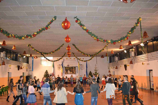"""Revelion alternativ la Centrul """"Don Orione"""" din Oradea,"""