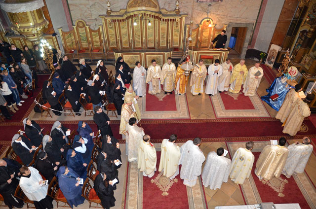 Ziua Mondiala a Persoanelor Consacrate celebrata la Oradea,