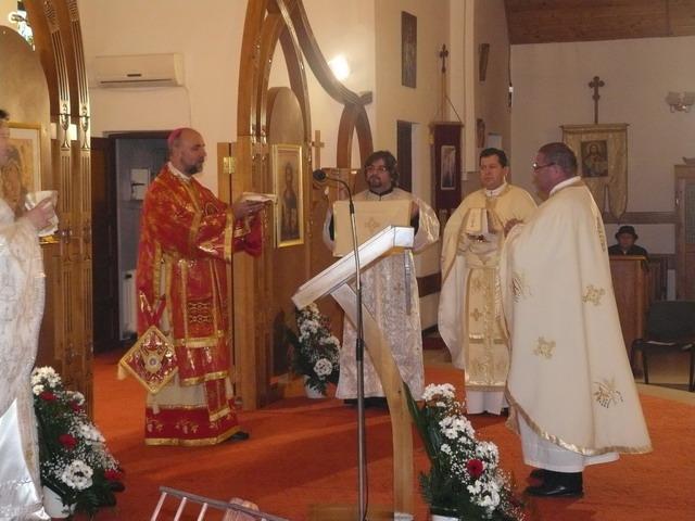Noaptea de Veghe la Manastirea Franciscana 'Maica Domnului' din Oradea,