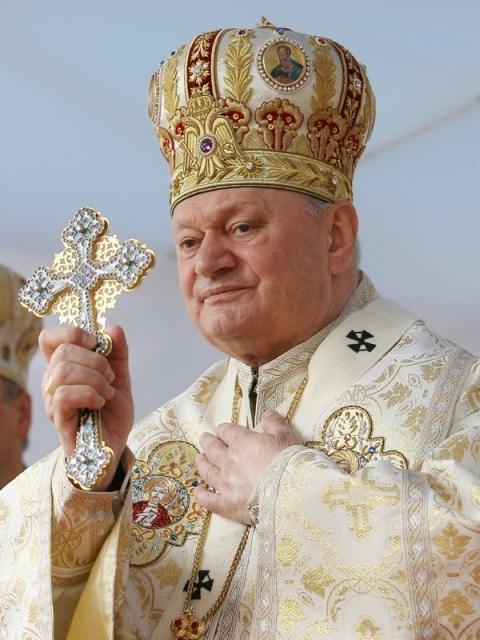 Mesajul PF Lucian la anuntul retragerii Sfântului Parinte,
