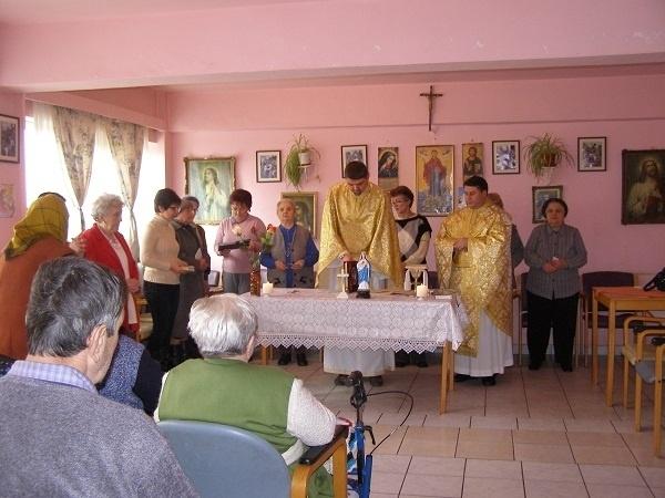 Ziua Bolnavului celebrata la Carei,
