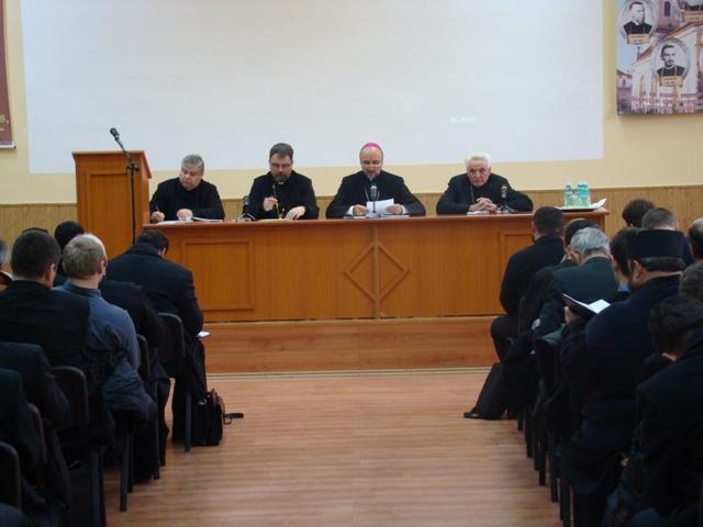 Adunarea Eparhiala la Oradea,