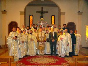 Întâlnirea preotilor români greco-catolici din diaspora (comunicat),