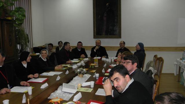 Întâlnirea pregatitoare la Oradea a celui de-al V-lea Campus Ecumenic de la Loreto,