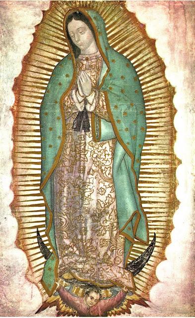 Credinta noastra este viata noastra: Misiuni populare cu ocazia sosirii icoanei Sfintei Fecioare Maria de la Guadalupe în Parohia Sf. Petru si Pavel din Zalau: 8 – 10 martie 2013,