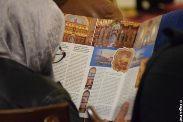 "27 de ambasadori straini au vizitat Catedrala ""Sfântul Nicolae"","