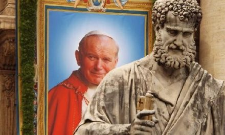 Sfântul Ioan Paul al II-lea,