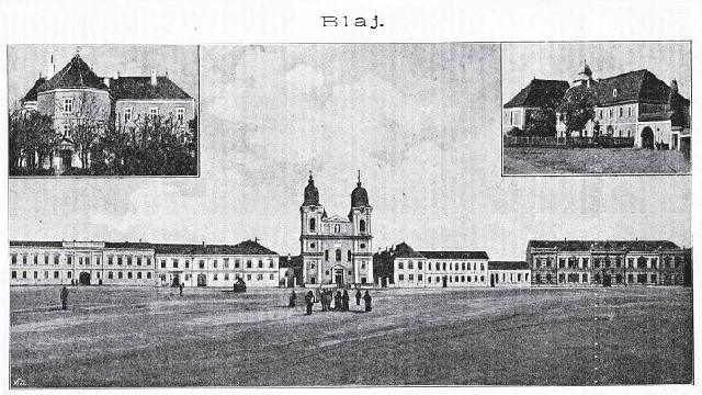 21 octombrie 1754 – Blajul devine centrul învatamântului românesc din Transilvania,